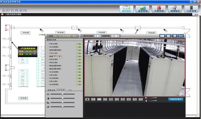 产品中心  机房监控管理软件------ups 管理
